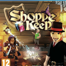 Shoppe Keep  (PS4)