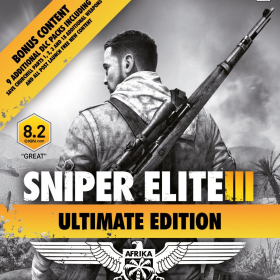 Sniper Elite 3 Ultimate Edition (xbox 360)