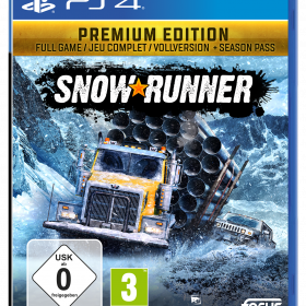 Snowrunner - Premium Edition (PS4)