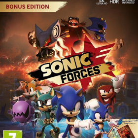Sonic Forces BONUS EDITION (Xone)