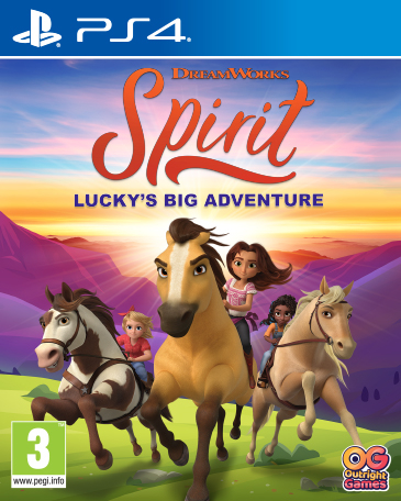 Spirit: Lucky's Big Adventure (PS4)