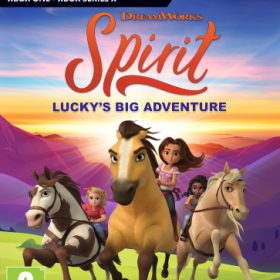 Spirit: Lucky's Big Adventure (Xbox One & Xbox Series X)