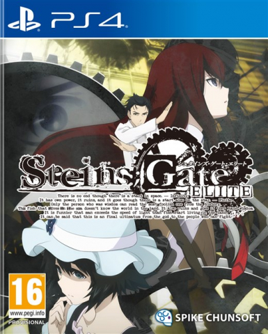 Steins;Gate Elite (PS4)