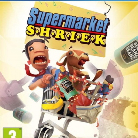 Supermarket Shriek (PS4)