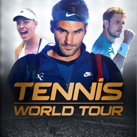 Tennis World Tour Legends Edition (Switch)