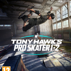 Tony Hawk's Pro Skater 1 and 2 (Xbox One)