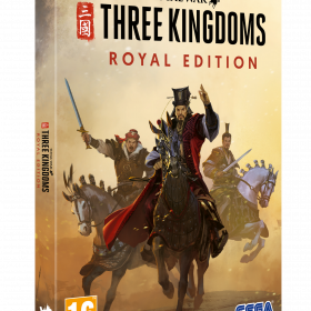 Total War: Three Kingdoms - Royal Edition (PC)
