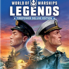 World of Warships: Legends (PS4)