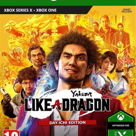 Yakuza: Like a Dragon - Day Ichi Edition (Xbox One & Xbox Series X)
